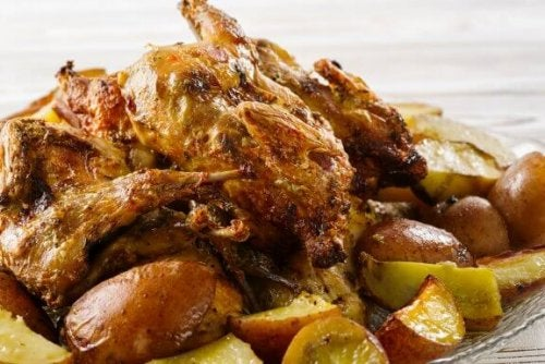 Delicious Homemade Red Partridge with Wine Recipe