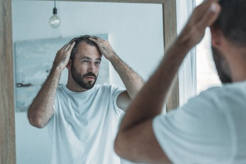 Turmeric treatments for hair loss