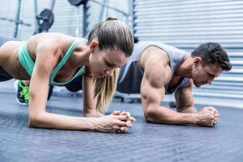 Muscle Pain When You Exercise Too Much