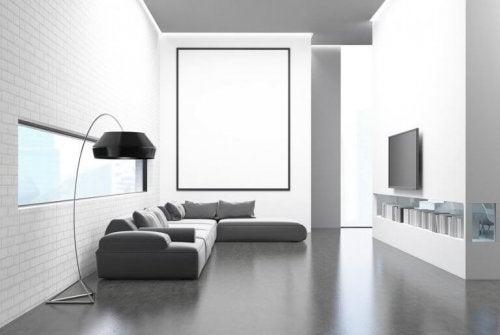 minimalism style