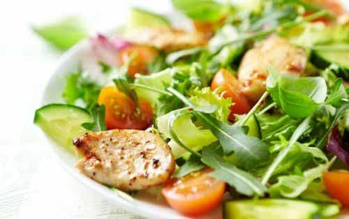 Four Mixed Salad Recipes You Should Try