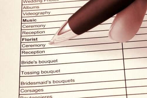 Tips to Organize a Flash Wedding