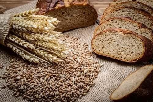 Rye and spelt bread homemade