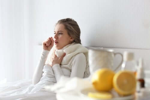 Overcome Colds at Home without Medication