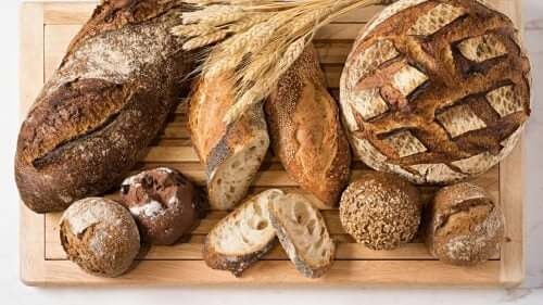 Low-Carb Breads
