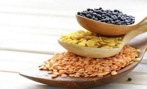 Gluten-free grains for granola bars