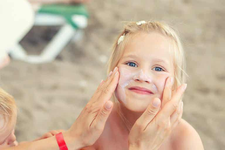 The Importance of Summer Skin Care for Children