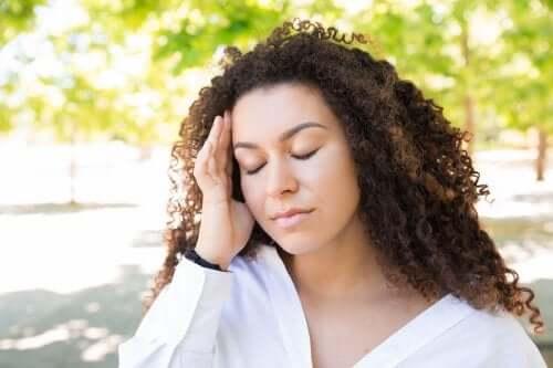 How to Relieve a Summertime Headache