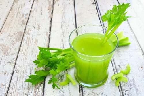 Celery Juice: Benefits and Contraindications
