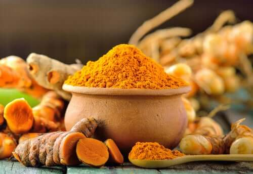Turmeric: One of the foods for joints.
