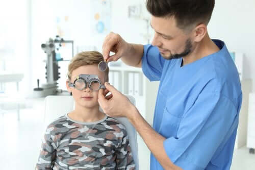 How to Detect Vision Problems in Young Children