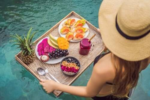 Maintain Your Weight with these Summer Eating Habits