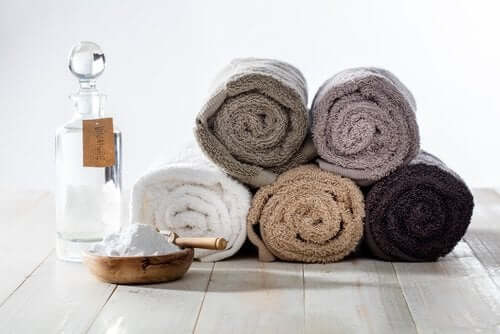 A Baking Soda Solution for Fresher Towels