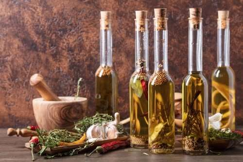 What Vegetable Oils Are Beneficial to Health?