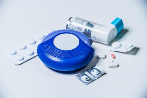 Asthma treatment.