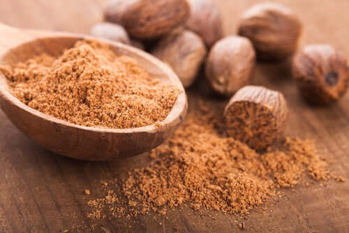 The benefits of nutmeg.
