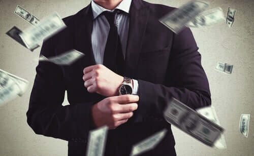 A wealthy man.