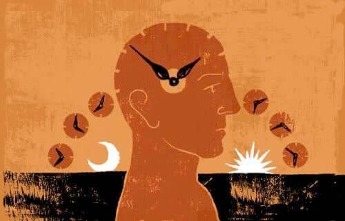 The effects of daylight saving time.