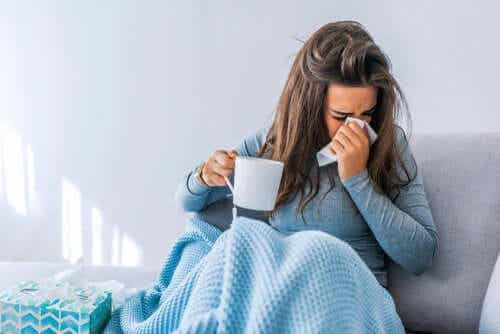 How the Flu Affects the Body