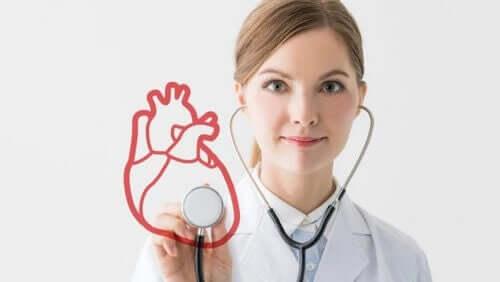 Cardiac arrhythmias side effects of verapamil.