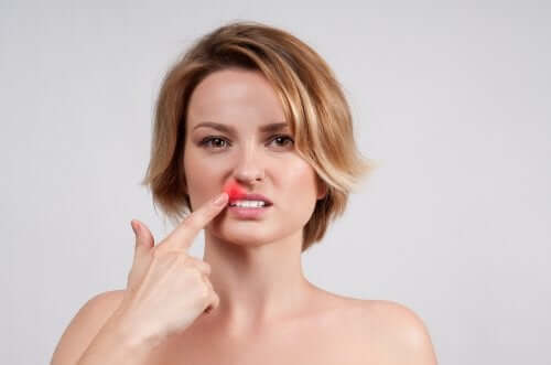 Cold Sore Characteristics and Treatment