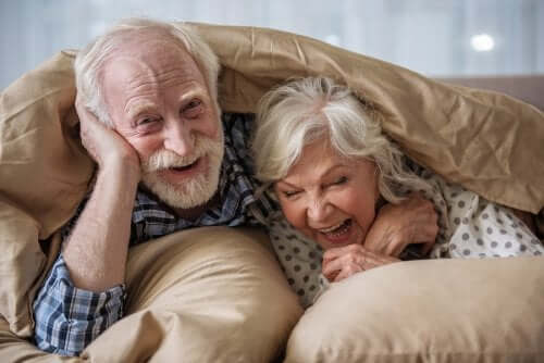 Sexuality in Old Age - What Happens?