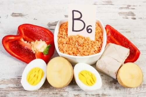 The Benefits of Vitamin B6