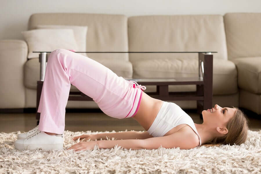 5 Home Exercises for the Coronavirus Quarantine