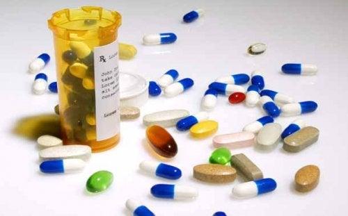 An array of antivirals.