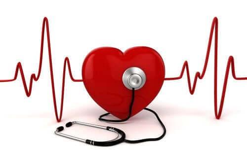 A heart.