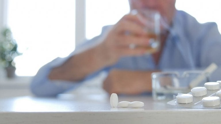 Liver Metabolism: Antibiotics and Alcohol