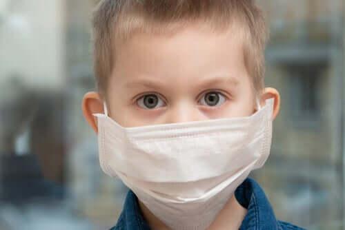 Children can be carriers of coronavirus.