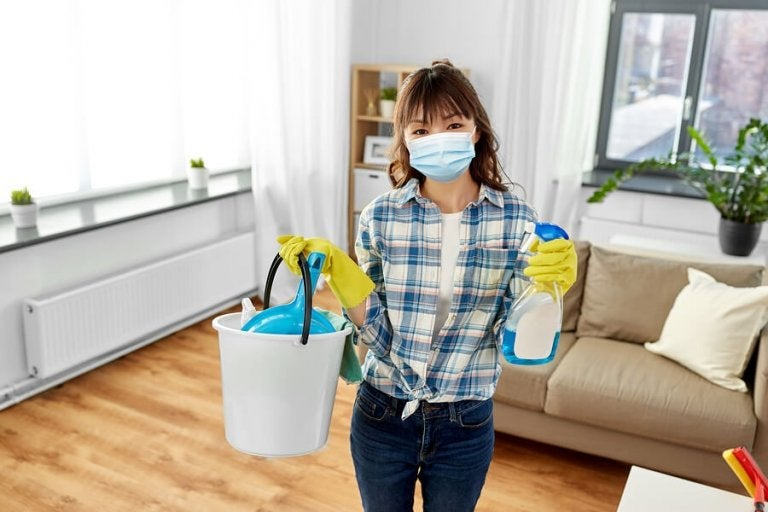 Coronavirus: Recommendations for Cleaning and Disinfecting Your Home