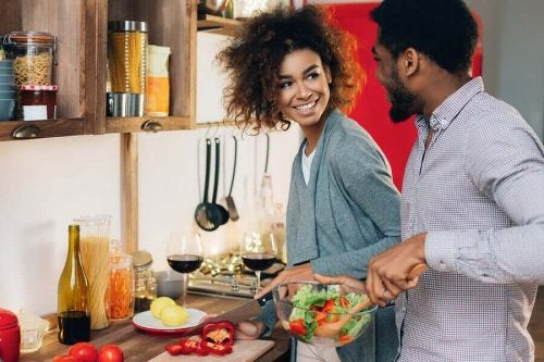 The Benefits of Cooking as a Couple