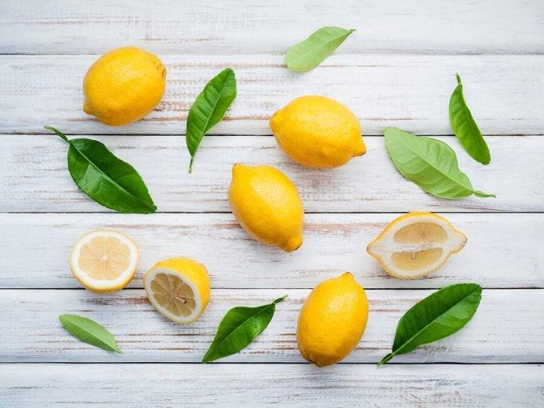 Properties of Lemon and Natural Remedies