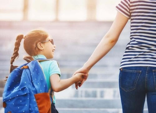 Helping a Child Adapt to a New School