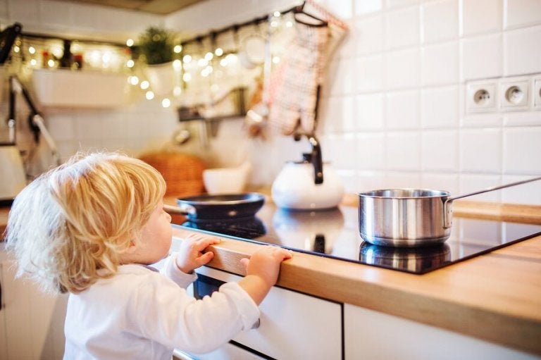 How to Treat Burns in Children