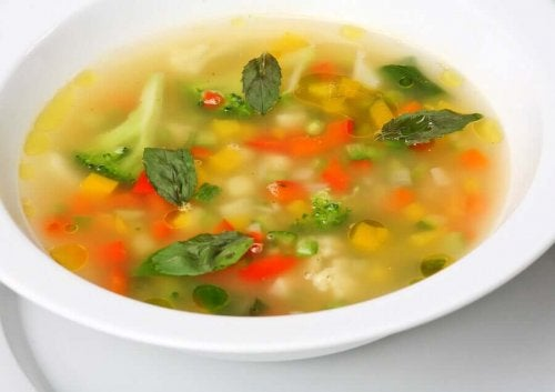 Four Vegetable Soups for the Entire Family