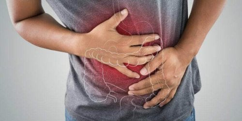 A person with Inflammatory Bowel Disease.