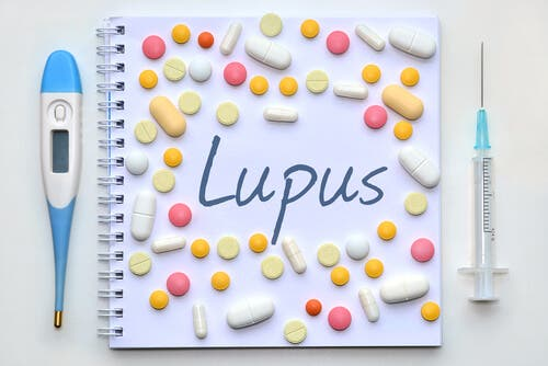 Medication for Lupus.