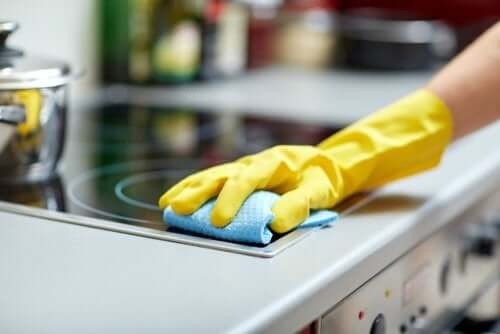 Places you aren't cleaning enough in your home.