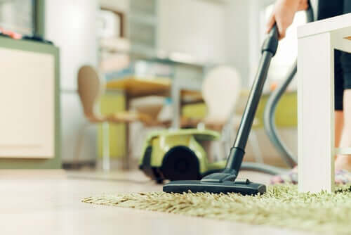 Objects and areas of your home you aren't cleaning enough.