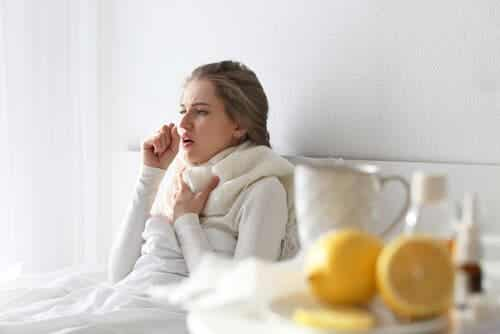 The Cough Associated With a Cold