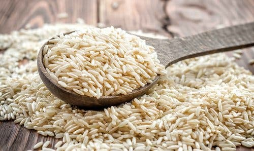 The nutritional properties of brown rice.
