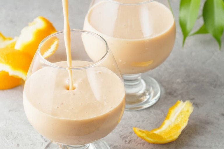 Citrus Smoothie with Cumin To Strengthen Your Defenses