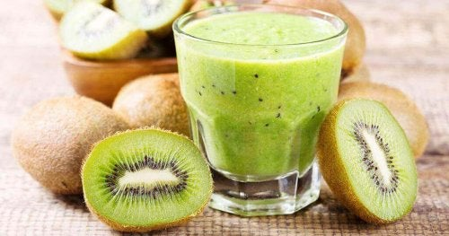 Enzymes found in Kiwi.