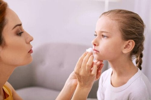 How To Manage Nosebleeds in Children