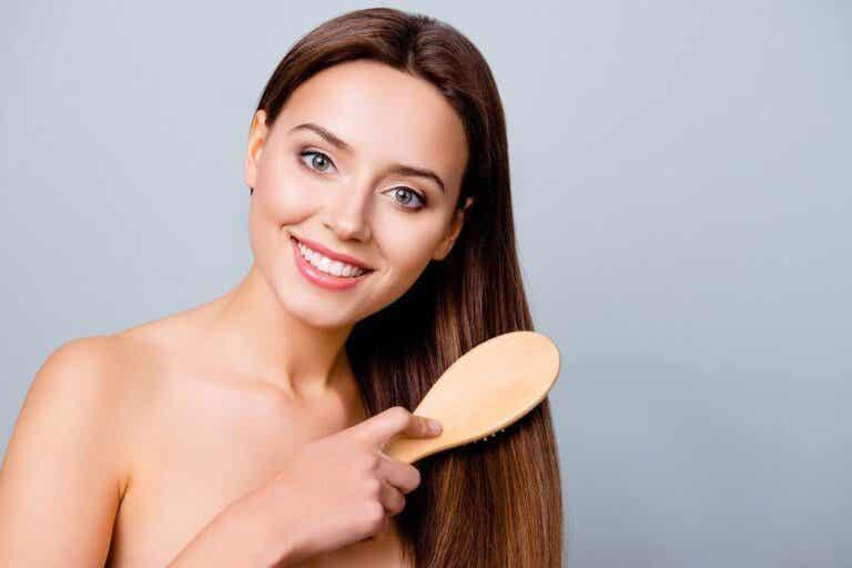 3 Treatments to Get Healthy, Shiny Hair