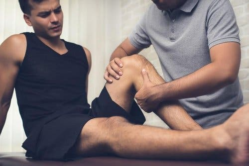 The importance of stretching after groin strains.