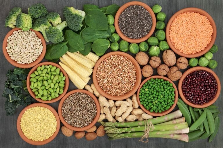 The Main Sources of Protein in a Vegan Diet